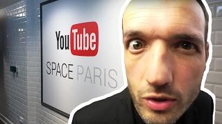 Download Je vous emmène au YouTube Space Paris - Mental Vlog 64/366 Video