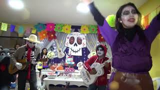 Download SHOW TEMÁTICO COCO CON EL PAYASO PELUQUIN TACNA Video