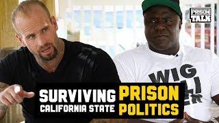 Download Surviving California State Prison Politics - Prison Talk 19.16 Video