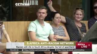 Download Racism still rife in South Africa despite the fall of apartheid Video
