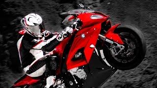 Download BMW S1000RR 144mph / 230kmh WHEELIE Video