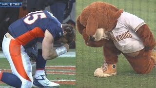 Download Tim Tebow Gets Apology from Yankees Farm Team After Mascot 'Tebowed' Video