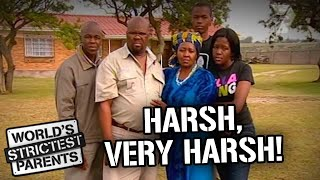 Download A Very Harsh South African Family! | World's Strictest Parents Video