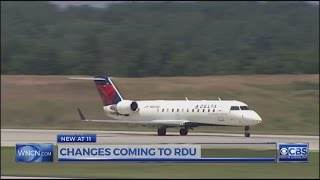 Download RDU Airport plans may include 23 more boarding gates by 2040 Video