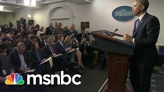 Download Obama Takes Questions From Women Only | Rachel Maddow | MSNBC Video