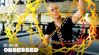 Download How a Harvard Professor Makes Transforming Toys & Designs | WIRED Video
