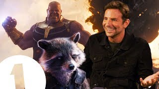 Download ″Thanos has a point!″ Bradley Cooper on Rocket Racoon and The Avengers Video