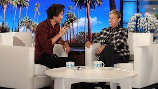 Download Magician Shin Lim, 'AGT' Winner, Leaves Ellen Speechless Video