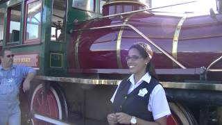Download Walt Disneys ″Behind The Magic Of Our Steam Trains″ Tour Video