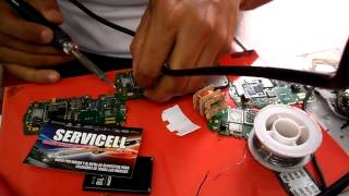 Download reparacion nokia c2-02 c0-03 c2-06 c2-08 luz en display , repair c2-02 light display Video
