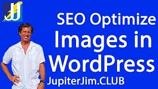 Download How to Optimize Images for Wordpress SEO Video