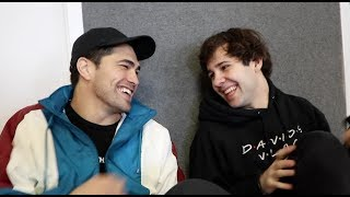 Download David and Todd's Bromance... EXPOSED!!! Video