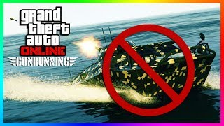 Download GTA 5 GUNRUNNING DLC WARNINGS!!! - DON'T DO THIS IN GTA ONLINE UNLESS YOU WANT TO PAY THE PRICE!!! Video