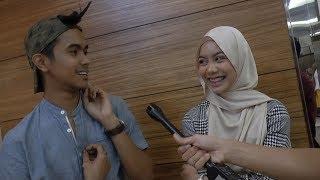 Download Renungan tajam Ariff Bahran bikin Sarah Suhairi malu-malu Video