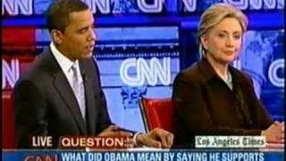 Download Hillary & Obama on Immigration Video