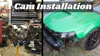 Download Installing Cams in the Mark VIII Engine Swap Video