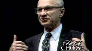 Download Milton Friedman Speaks - Myths That Conceal Reality Video