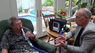 Download Interview with David: ALS and 24-hour non invasive ventilation Video