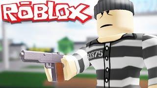Download ROBLOX - PRISON LIFE - WE GET GUNS IN PRISON!! w/ Robbie Roblox Video