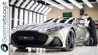 Download 2019 Aston Martin CAR FACTORY - PRODUCTION Video