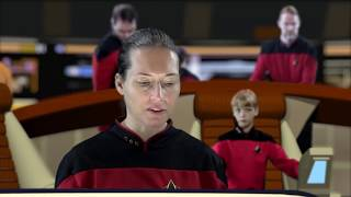 Download Arianna's Enterprise: a Star Trek fan production Video