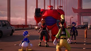 Download KINGDOM HEARTS III – Big Hero 6 Trailer (Closed Captions) Video