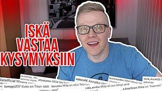 Download ISKÄ VASTAA KYSYMYKSIIN 2 Video