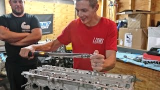 Download 2JZ Stroker Ep. 2 - Long Block Assembly Video