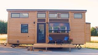 Download Automated Tiny House Is A Technological Joy Video