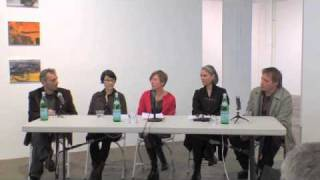 Download Einfluss Panel Discussion P3a: Contemporary Dusseldorf and the Artistic Climate Video