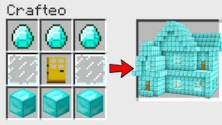 Download ¡COMO HACER UNA CASA DE DIAMANTITO INSTANTÁNEA! 💎😍 HORA DE MIKEGABO: NUEVA SERIE SURVIVAL CON MODS Video