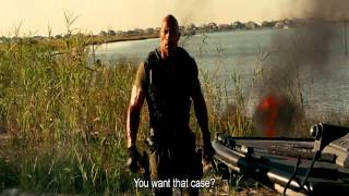 Download G.I.Joe Retaliation - Roadblock vs Firefly End Fight Scene HD Video