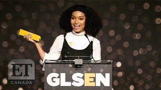 Download Yara Shahidi Wows With Powerful Speech About Equality | FULL SPEECH Video