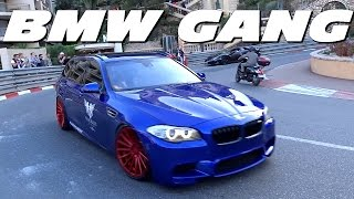 Download SWISS BMW M GANG INVASION IN MONACO ! Video