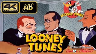 Download LOONEY TUNES (Looney Toons): Hollywood Steps Out (1941) [ULTRA HD 4K Remastered] Video