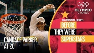Download Candace Parker at age 20 | Before They Were Superstars Video