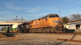 Download NS 295 rolls south in Stockbridge, Ga. Video