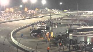 Download Video: Chase Elliott breaks Five Flags track record during Snowball Derby qualifying Video
