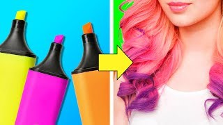 Download 16 UNBELIEVABLE BEAUTY HACKS THAT WILL MAKE YOU SAY WOW Video