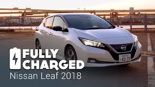 Download Nissan Leaf 2018 | Fully Charged Video