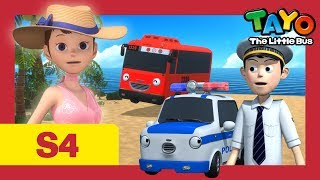 Download Tayo S4 EP24 l A present for Hana l Tayo the Little Bus l Season 4 Episode 24 Video