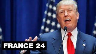 Download Présidentielle américaine : Scandale après les propos racistes de Donald Trump Video