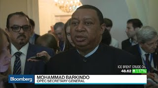 Download OPEC's Barkindo Says Monitoring Framework Is Working Video