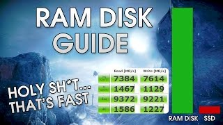 Download Ultimate RAM Disk Guide| Setup & Settings Tutorial | Free Performance Boost Video