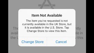 Download How to Change App Store Country or Region on iPhone or iPad - No Credit Card Required Video