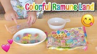Download Kracie Popin' Cookin' DIY Colorful Ramune Land クラシエ ポッピンクッキン カラフルラムネランド - OCHIKERON Video