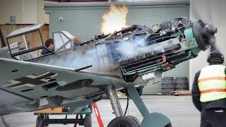 Download WWII Aircraft Engines - Mitchell, Mustang, Tomahawk, Hellcat, Zero, etc. Video