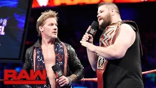 Download Chris Jericho invites Kevin Owens to ″The Highlight Reel″: Raw, Nov. 28, 2016 Video