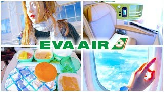 Download 飛機上的13小時如何渡過,長榮航空高CP雙餐點 - 台北舊金山。 Video