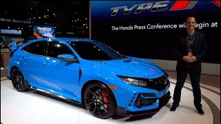 Download Is the updated 2020 Honda Civic Type R the PERFECT hot hatch? Video